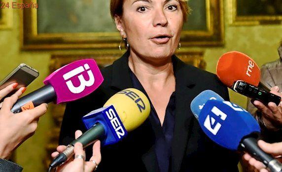 Durán, ilusionada, pero sin decidir si optará a presidir el PP de Palma