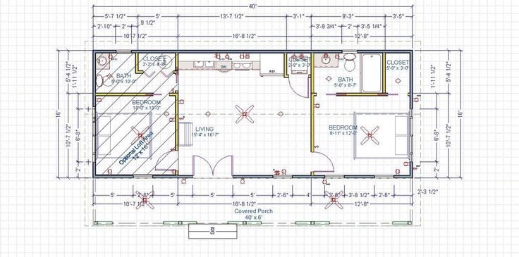 1000 images about home on pinterest western homes for 16x40 cabin plans