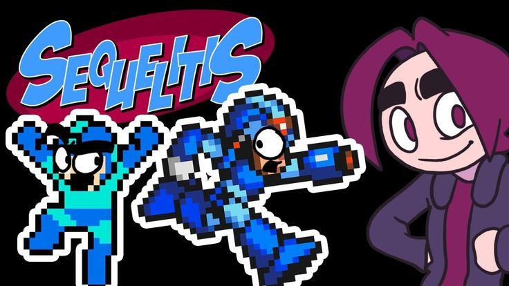 Sequelitis - Mega Man Classic vs. Mega Man X I LOVE EGORAPTOR HE IS THE FUNNIEST :3 <3