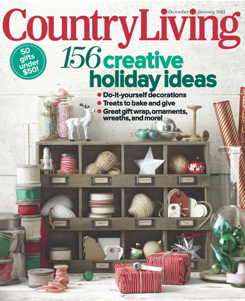Country Living Magazine Supports Inspires And In Many Ways Defines The Country Lifestyle Now You Can Get Country Living On The Go Anytime Online