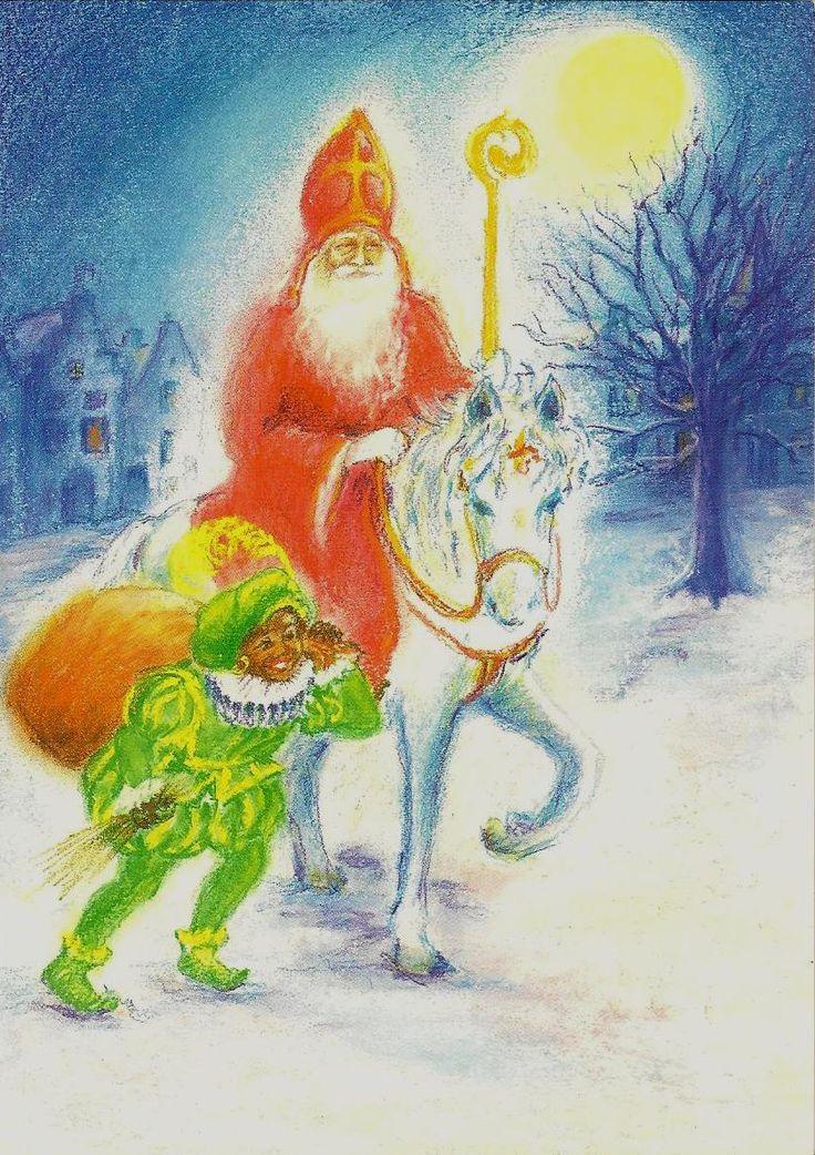 Sinterklaas, Marjan van Zeyl