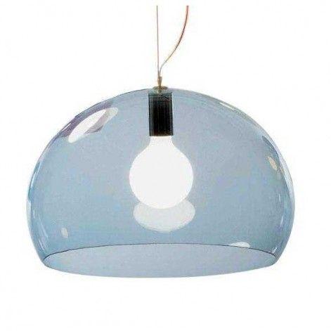FL/Y hanglamp - Kartell - Ferruccio Laviani. Bij Flinders vind je prachtige Design Meubels, Moderne Verlichting en de leukste Woonaccessoires.