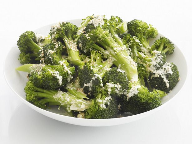 Sesame Broccoli #FNMag #myplate #veggiesDinner, Food Network, Side Dishes, Broccoli Food, Healthy Eating, Broccoli Recipes, Healthy Recipe, Sesame Broccoli, Healthy Food