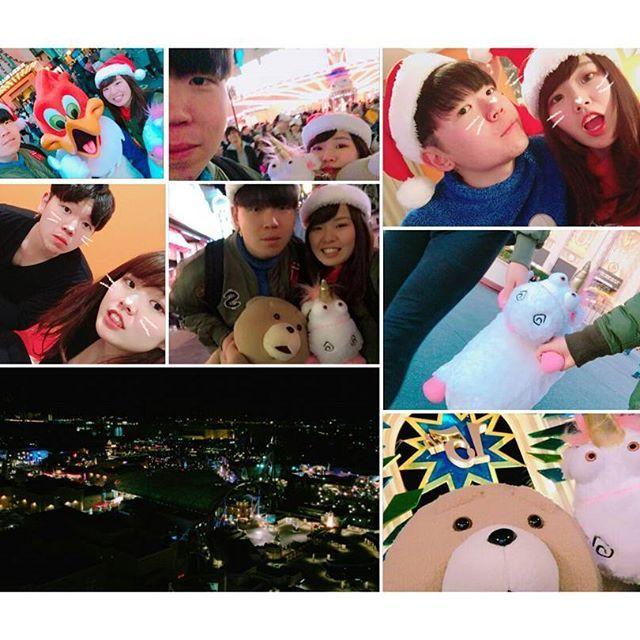 Instagram【2min_1209】さんの写真をピンしています。 《2016.12.25 ・ ・ ・ 遅めの投稿~~~ お昼から行って部屋でゆっくりしてからクリスマスユニバ!!😍😍 ディズニーいけなかったけどゆにばでとっっっても幸せはぴはぴでした💗💗 夜景も綺麗すぎて部屋もパークビュー側で19階に変えてもらえててとっても綺麗でした😢💗💗 24日にあげたMA-1もきてくれて、夜にはプレゼントもまた渡せたし満足です😏💗 来年はディズニー連れてってくれるかな~??笑 ・ ・ #クリスマス #xmas #サンタ #USJ #ゆにば  #大阪 #15周年 #reboooooooorn #ted #minions #ユニコーン #ウッドペッカー #エルモ #クッキーモンスター #おそろい  #夜景 #綺麗 #幸せ #ひろあきくん #だいすき #couple #photo #LOVE  #유니버셜스튜디오재팬 #미니온 #남자친구 #사랑해 #크리스마스 #선물》