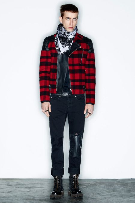 McQ Alexander McQueen | Fall 2014 Menswear Collection | Style.com