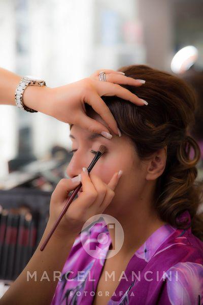 Bridal Make-up Preparations