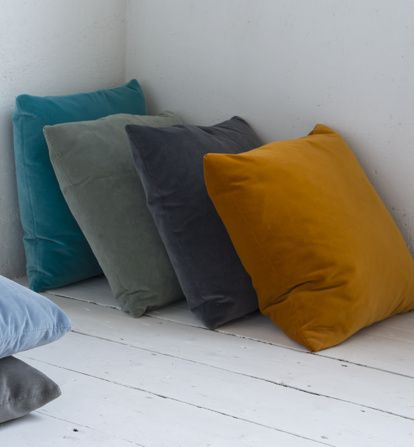 Feather Filled Cushions | Scatter | Loaf