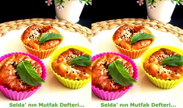 Glutensiz Kabaklı Muffin Tarifi