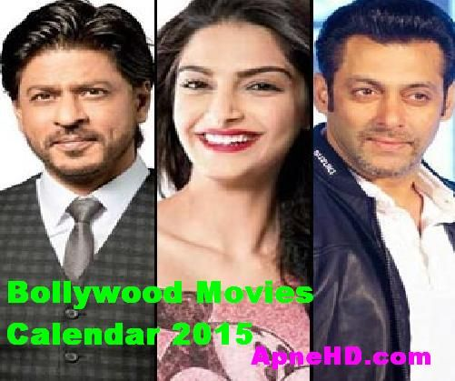 List of all latest 2015 Bollywood Movies Upcoming of Hindi Movies released in 2015 - A complete update of all released and upcoming films of 2015 List.