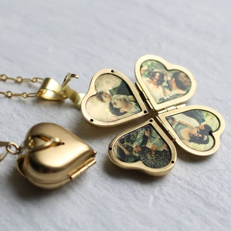 Are you interested in our Folding Locket necklace? With our Brass Heart Locket you need look no further.