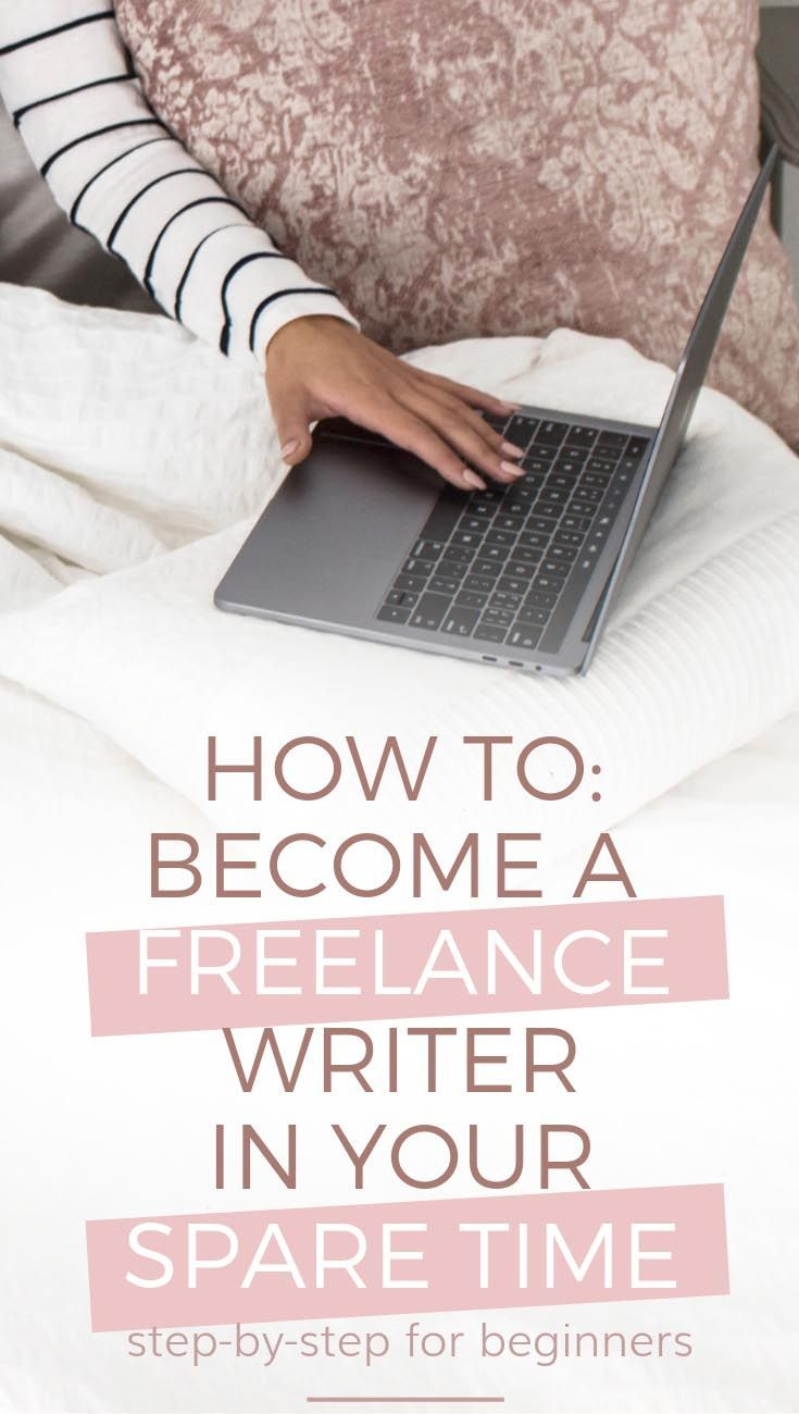 How to Become a Freelance Writer in Your Spare Time // Ivory Mix