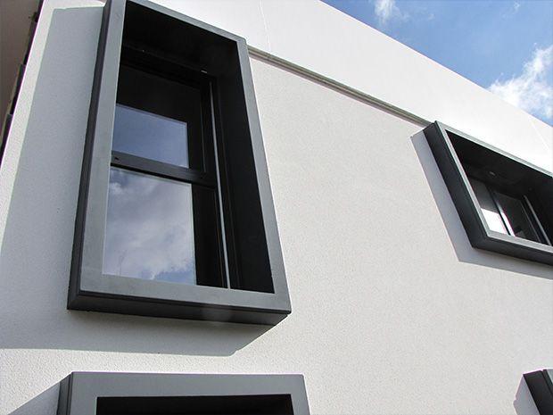 les 16 meilleures images du tableau porte d 39 entr e aluminium sur pinterest porte entr e. Black Bedroom Furniture Sets. Home Design Ideas