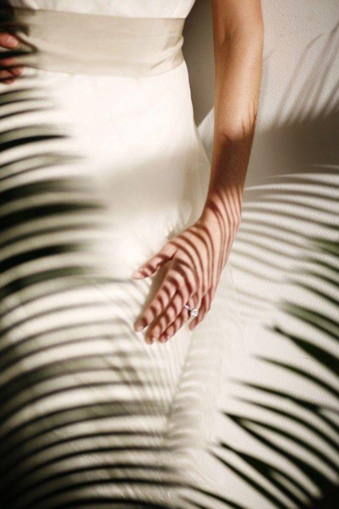 Palm Trees   Elegant Modern Wedding Ideas   Snippet & Ink