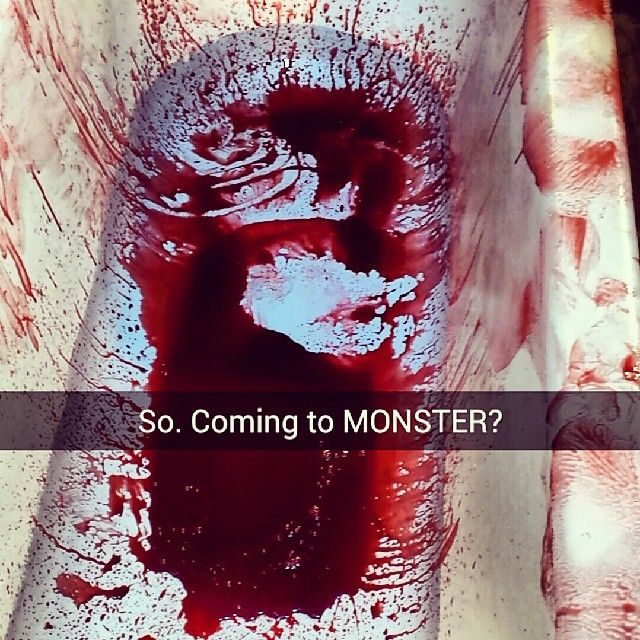 """@daddyslittlemisfitchild's photo: """"So. Are you coming to #MONSTER ??? #mfringe #melbourne #LGBTIQ #theatre #techylife"""""""