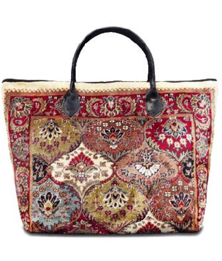 I so wish I knew where to get a bag like this!!!!! Anyone know?  R Hancock