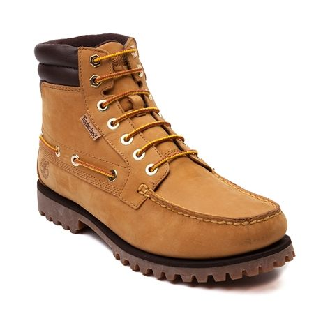 Shop for Mens Timberland Oakwell Boot in Wheat at Journeys Shoes. Shop today for the hottest brands in mens shoes and womens shoes at Journeys.com.Tried and true boots from Timberland, the Oakwell features a premium leather upper, a moisture-wicking lining, a padded collar for comfort, moc-toe styling with 360-degree lacing for a custom fit, rustproof hardware, and a rubber lug outsole.