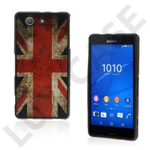 Westergaard Sony Xperia Z3 Compact Cover - Vintage UK Flag