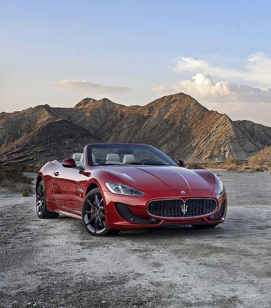 Maserati GT Cabriolet