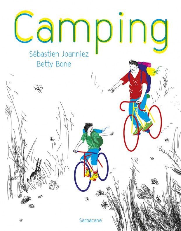 Camping | Éditions Sarbacane