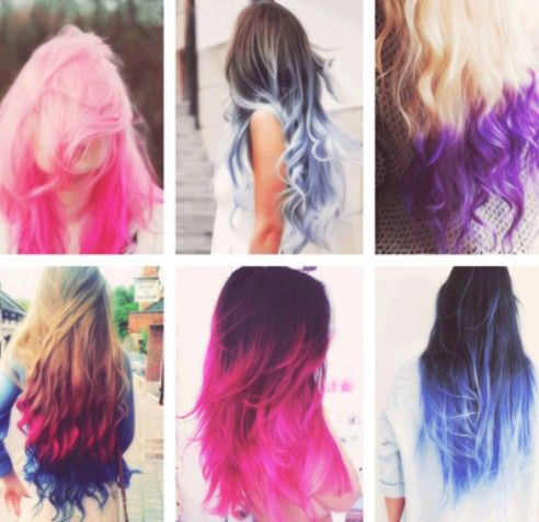 Ombre hair color ombre hair and ombre on pinterest
