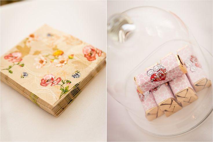 sweet wedding present for guests / Mirabelky.com