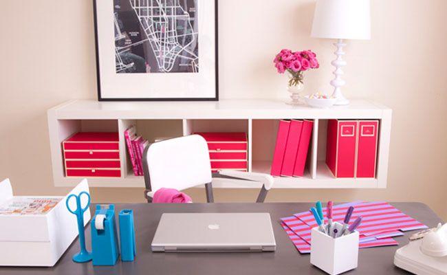 14 objetos para dar mais vida ao home office - Dicas de Mulher