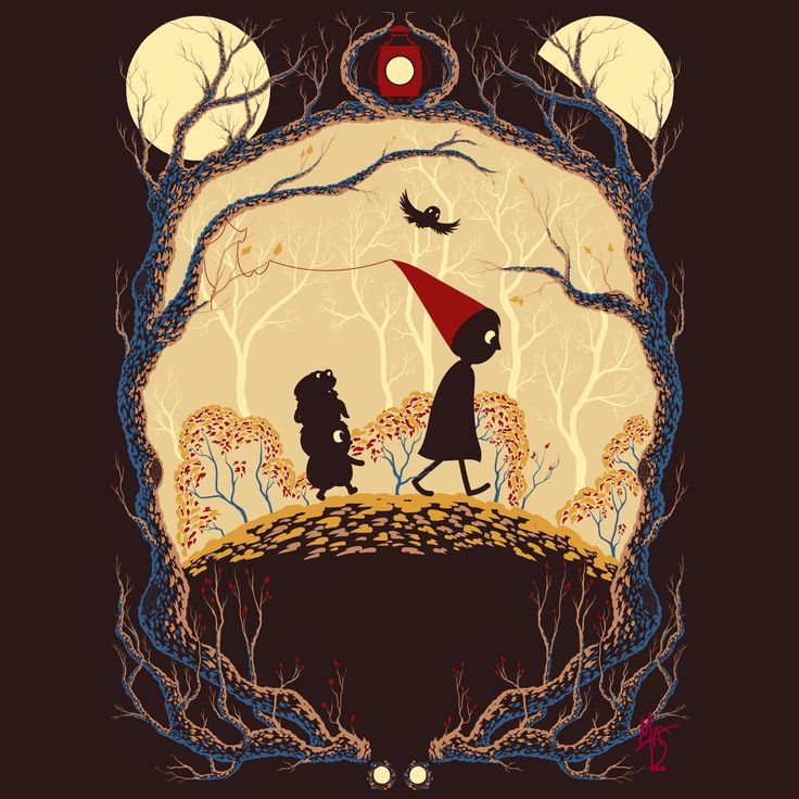 51 Best Over The Garden Wall Fan Art Images On Pinterest Over The Garden Wall Garden Walls