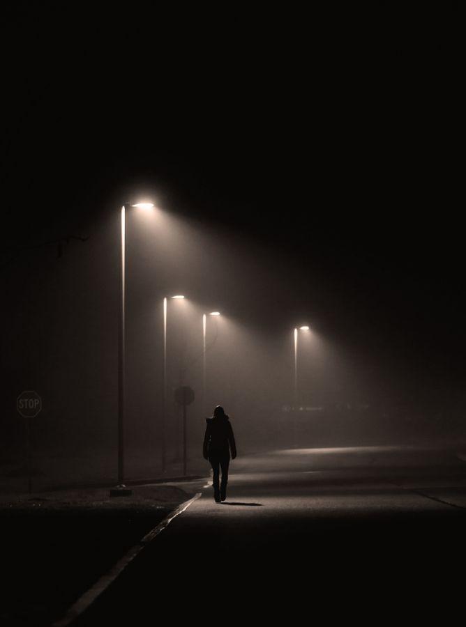 Midnight walk by Shavkat Hoshimov, via 500px