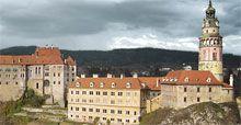 Státní hrad azámek Český Krumlov