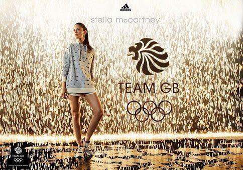 Adidas by Stella McCartney Team GB Advertising Campaign 2012 Olympics