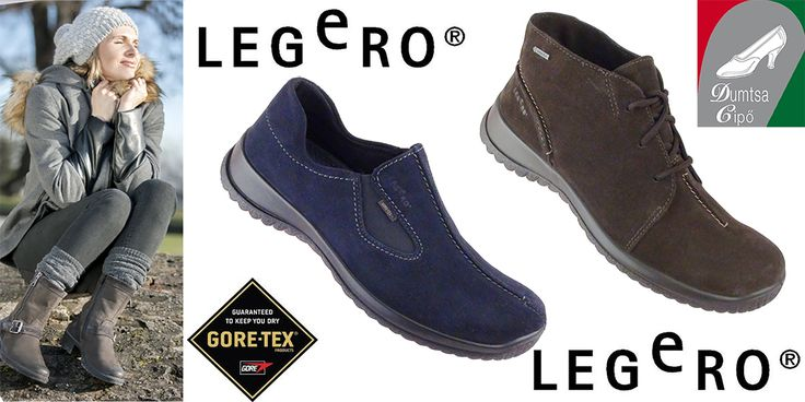 Legero vízálló cipők nagy választékban
