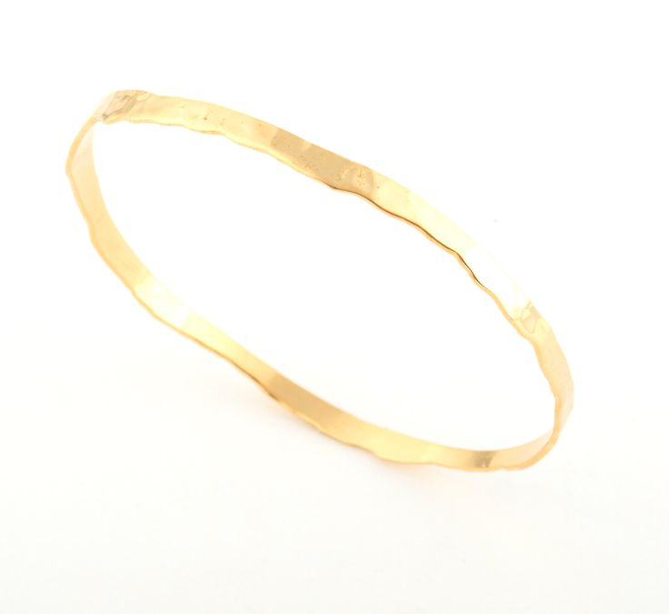 Hammered Gold Bangle, Solid GOLD Bangles, 14K GOLD Bracelet, Women Bangles, Shiny Bangles, Hammered Bracelet , Delicate Wide Bracelet by LIRANSHANI on Etsy https://www.etsy.com/listing/232344043/hammered-gold-bangle-solid-gold-bangles