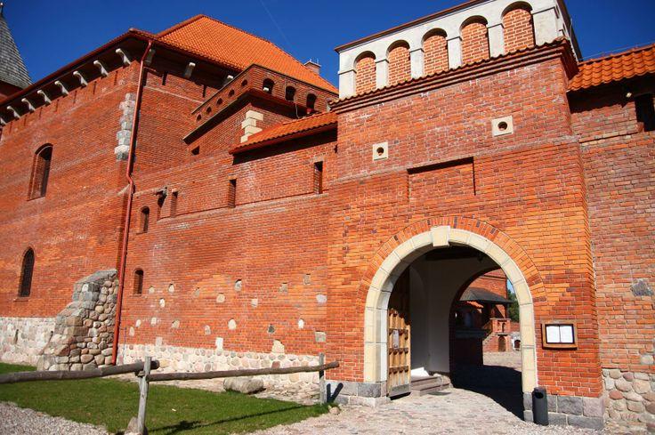 Castle in Tykocin.