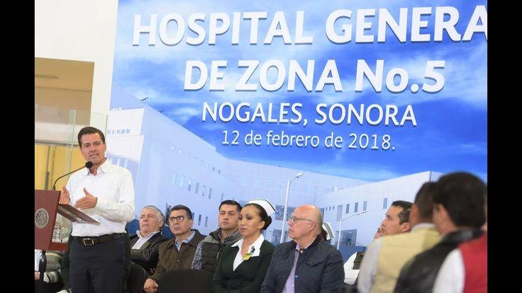 Se inauguró Hospital General de Zona Número 5 del IMSS, en Nogales; dará atención a más de 240 mil derechohabientes - http://plenilunia.com/novedades-medicas/se-inauguro-hospital-general-de-zona-numero-5-del-imss-en-nogales-dara-atencion-a-mas-de-240-mil-derechohabientes/50654/