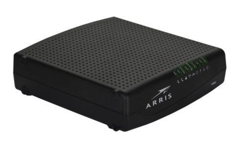 Arris TG862G Wireless Telephony Cable Modem Router Docsis 3.0  #Arris