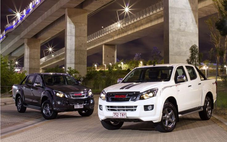 All New 2015 Isuzu D-MAX - http://www.2016newcarmodels.com/all-new-2015-isuzu-d-max/