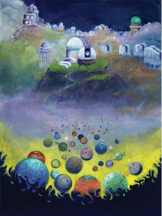 Vale Pérez Márquez, Exoplanetas (Bitácora Planetaria)