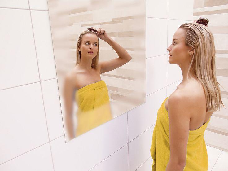 De MAGNUM Look spiegelverwarming zorgt in zeer korte tijd voor een condensvrije spiegel.