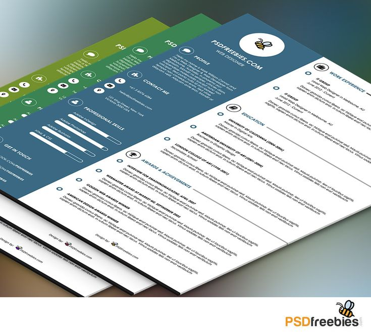 The 25+ best Online cv ideas on Pinterest Online cv template - artistic resume templates free