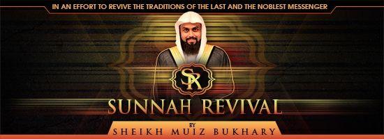 Sunnah Revival (SR) Series