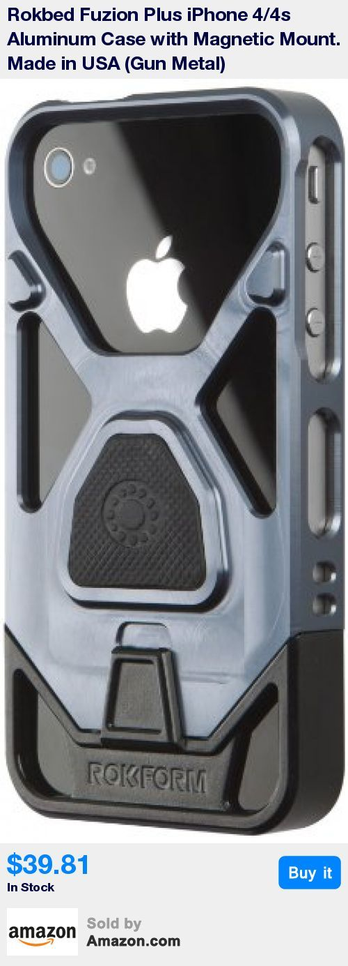 CNC machined from aircraft grade aluminum * Bulletproof grade polycarbonate lower frame with quick release tab for six sided protection * Includes integrated anti-slip pad and high-pull rare earth magnet for metallic mounting * Includes removable, hi-tensile wrist lanyard and RokGard Screen Protector * Designed, engineered and made in the USA