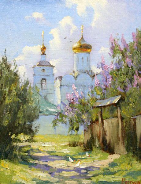 Нестерчук Степан. Борисоглебский монастырь. Дмитров (Stepan Nesterchuk)