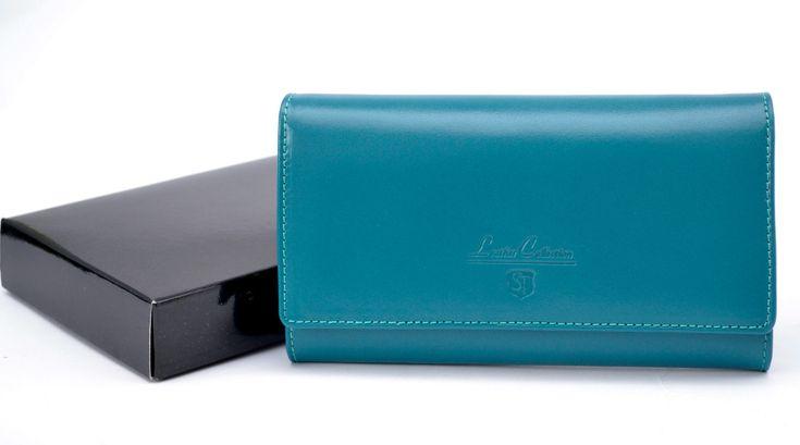 STEFANIA 007 damski portfel skórzany to najlepsze produkty w swojej kategorii