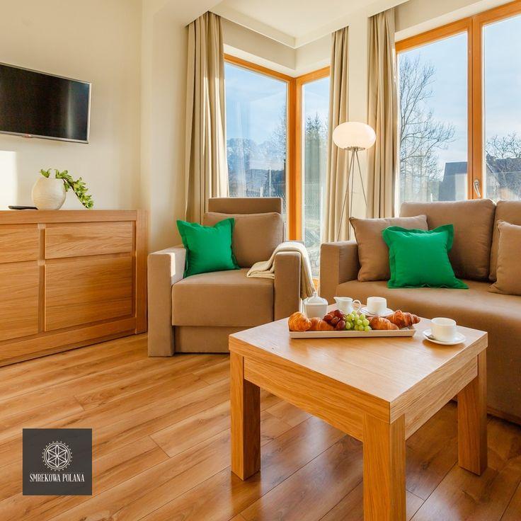 Apartament Gubałówka - zapraszamy! #poland #polska #malopolska #zakopane #resort #apartamenty #apartamentos #noclegi #livingroom #salon