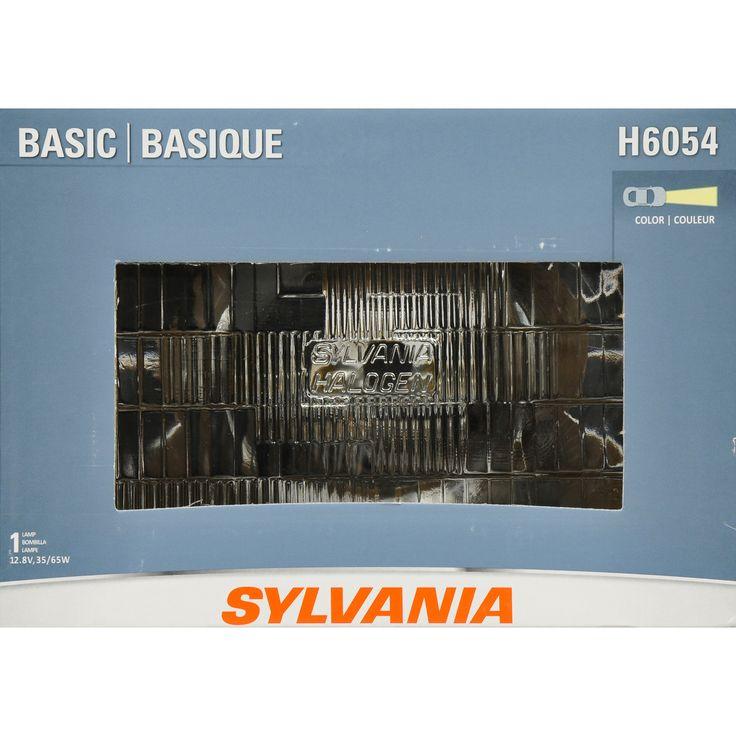 SYLVANIA H6054 Headlight 142x200 Automotive Bulb