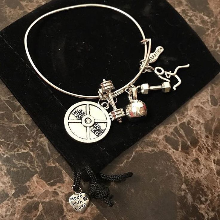 """395 Likes, 5 Comments - Fitness Jewelry 