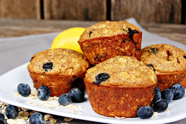 Whole Wheat Blueberry MuffinsHealthier Blueberries Muffins, Cooking Addict, Cupcake'S Muffins, Blueberries Oatmeal Muffins, Breakfast Inspiration, Breads, Blueberries Delight, Recipese Breakfast, Breakfast Recipe