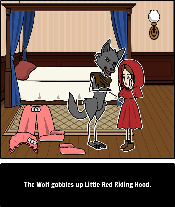 compare and contrast little red riding hood Little red riding hood was a story from long ago and changed through the centuries after reading the first story of little red riding hood i can say that i was not expecting the ending that it had this would be frightening to a little child who reads this version of the wolf eating the people.
