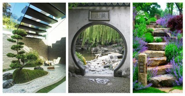 Ogród w stylu japońskim? Galeria inspiracji #OGRÓD #JAPOŃSKI STYL JAPOŃSKI #OGRÓD #INSPIRACJE