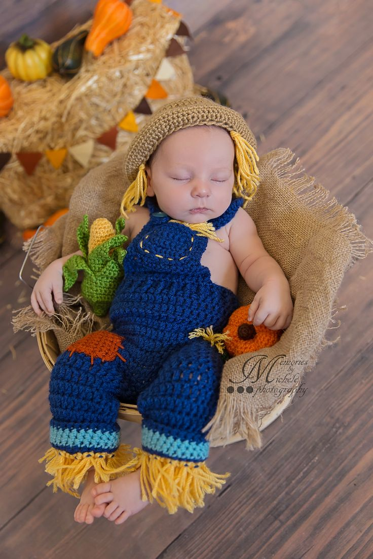 8 best halloween costumes images on pinterest crochet stitch newborn gown and hat set google search scarecrow costumehalloween costumeshalloween bankloansurffo Image collections